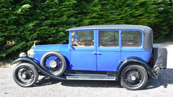 RESERVE LOWERED - 1928 Rolls Royce 20HP Limousine by Park Ward For Sale (picture 11 of 103)