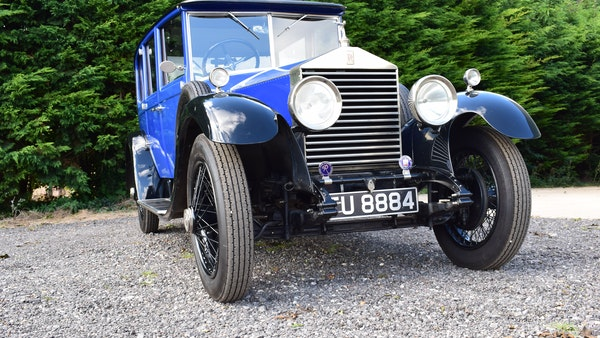 RESERVE LOWERED - 1928 Rolls Royce 20HP Limousine by Park Ward For Sale (picture 3 of 103)