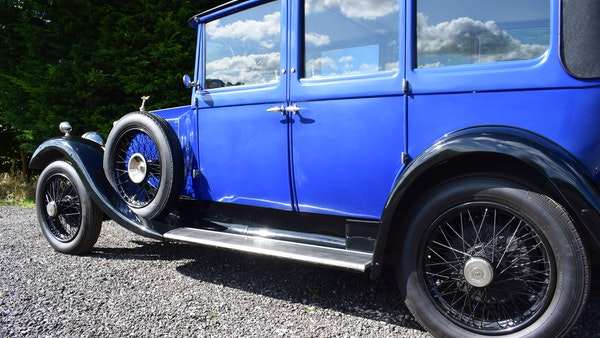 RESERVE LOWERED - 1928 Rolls Royce 20HP Limousine by Park Ward For Sale (picture 15 of 103)