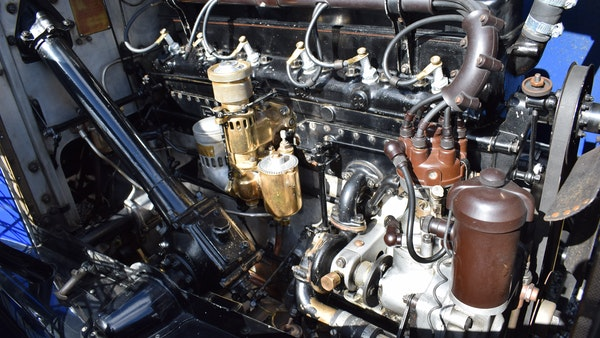RESERVE LOWERED - 1928 Rolls Royce 20HP Limousine by Park Ward For Sale (picture 76 of 103)