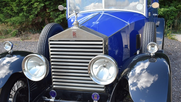 RESERVE LOWERED - 1928 Rolls Royce 20HP Limousine by Park Ward For Sale (picture 60 of 103)