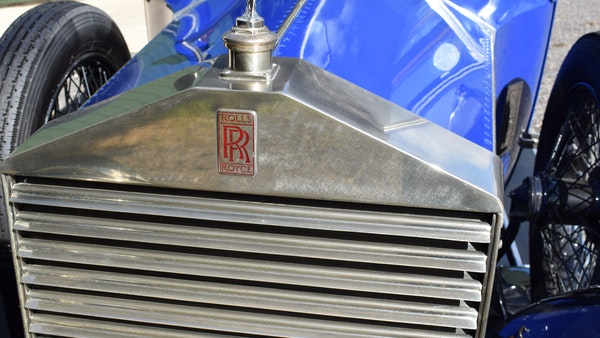 RESERVE LOWERED - 1928 Rolls Royce 20HP Limousine by Park Ward For Sale (picture 47 of 103)