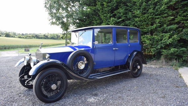 RESERVE LOWERED - 1928 Rolls Royce 20HP Limousine by Park Ward For Sale (picture 13 of 103)