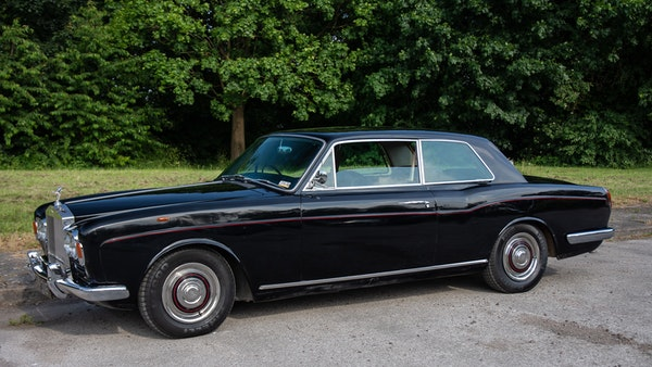 1967 Rolls-Royce Silver Shadow Two-Door Fixed-Head Coupé For Sale (picture 3 of 136)