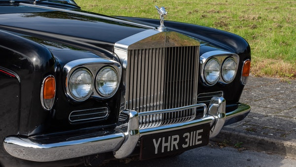 1967 Rolls-Royce Silver Shadow Two-Door Fixed-Head Coupé For Sale (picture 45 of 136)