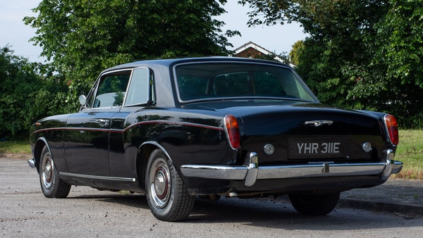 1967 Rolls-Royce Silver Shadow Two-Door Fixed-Head Coupé For Sale (picture 9 of 136)