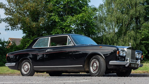 1967 Rolls-Royce Silver Shadow Two-Door Fixed-Head Coupé For Sale (picture 8 of 136)