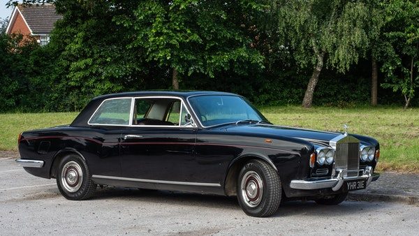 1967 Rolls-Royce Silver Shadow Two-Door Fixed-Head Coupé For Sale (picture 7 of 136)