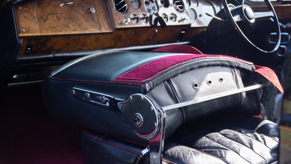 1967 Rolls-Royce Silver Shadow Two-Door Fixed-Head Coupé For Sale (picture 102 of 136)