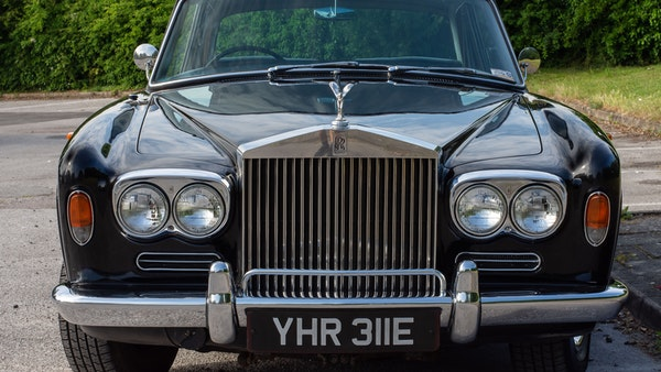 1967 Rolls-Royce Silver Shadow Two-Door Fixed-Head Coupé For Sale (picture 47 of 136)