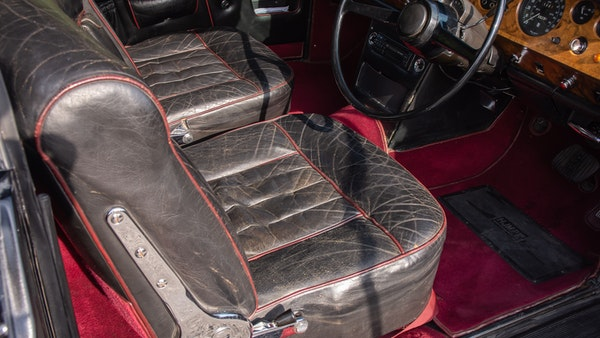 1967 Rolls-Royce Silver Shadow Two-Door Fixed-Head Coupé For Sale (picture 35 of 136)