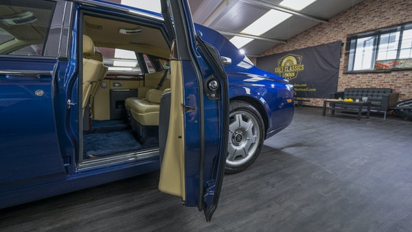 2003 Rolls Royce Phantom For Sale (picture 139 of 223)