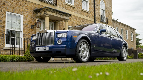 2003 Rolls Royce Phantom For Sale (picture 14 of 223)