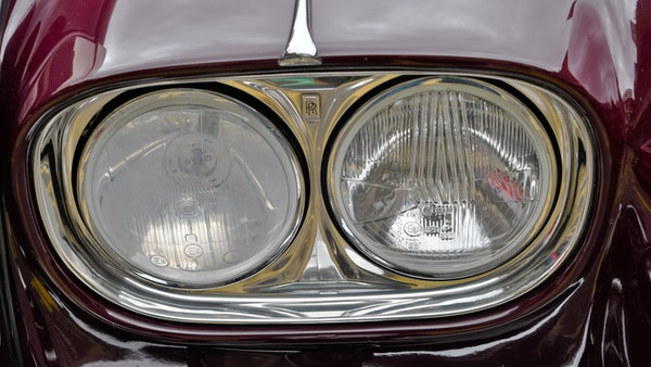 1965 Rolls-Royce Silver Cloud III Two-Door Coupe by James Young For Sale (picture 100 of 146)