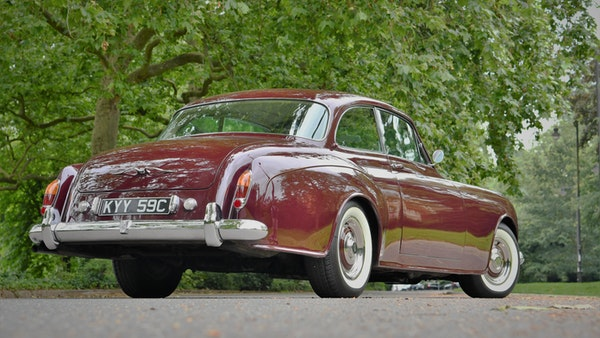 1965 Rolls-Royce Silver Cloud III Two-Door Coupe by James Young For Sale (picture 9 of 146)