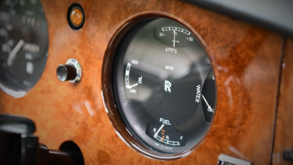 1965 Rolls-Royce Silver Cloud III Two-Door Coupe by James Young For Sale (picture 24 of 146)