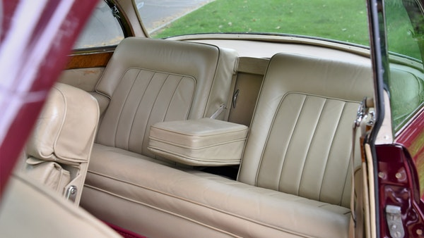 1965 Rolls-Royce Silver Cloud III Two-Door Coupe by James Young For Sale (picture 60 of 146)