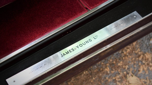 1965 Rolls-Royce Silver Cloud III Two-Door Coupe by James Young For Sale (picture 65 of 146)