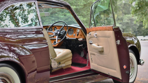 1965 Rolls-Royce Silver Cloud III Two-Door Coupe by James Young For Sale (picture 66 of 146)