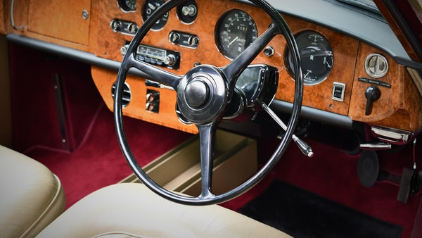 1965 Rolls-Royce Silver Cloud III Two-Door Coupe by James Young For Sale (picture 20 of 146)