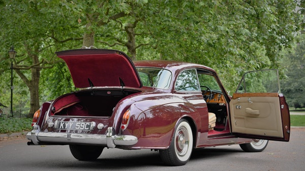 1965 Rolls-Royce Silver Cloud III Two-Door Coupe by James Young For Sale (picture 80 of 146)