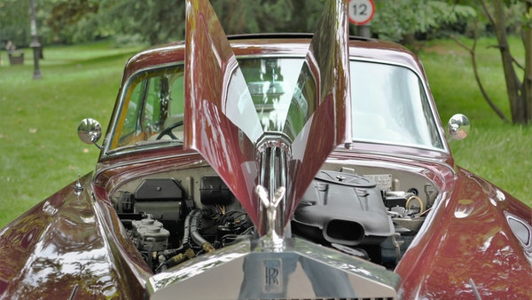 1965 Rolls-Royce Silver Cloud III Two-Door Coupe by James Young For Sale (picture 102 of 146)