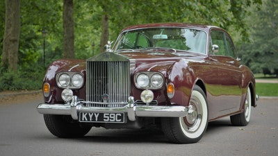 1965 Rolls-Royce Silver Cloud III by James Young