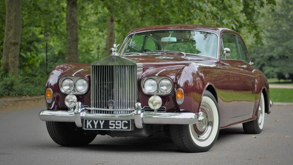 1965 Rolls-Royce Silver Cloud III Two-Door Coupe by James Young For Sale (picture 1 of 146)