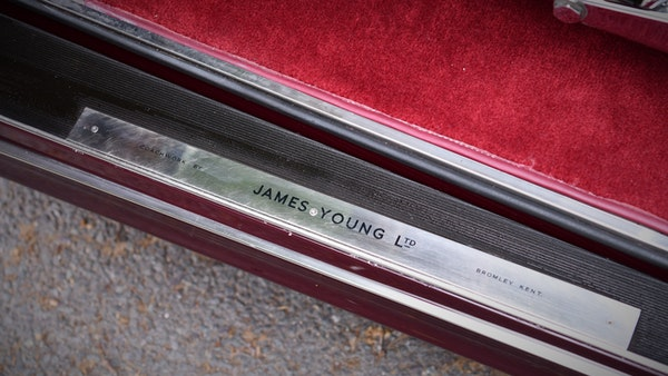 1965 Rolls-Royce Silver Cloud III Two-Door Coupe by James Young For Sale (picture 64 of 146)