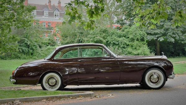 1965 Rolls-Royce Silver Cloud III Two-Door Coupe by James Young For Sale (picture 11 of 146)