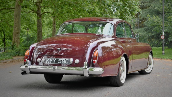 1965 Rolls-Royce Silver Cloud III Two-Door Coupe by James Young For Sale (picture 8 of 146)