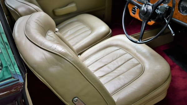 1965 Rolls-Royce Silver Cloud III Two-Door Coupe by James Young For Sale (picture 48 of 146)