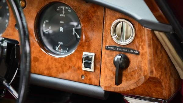 1965 Rolls-Royce Silver Cloud III Two-Door Coupe by James Young For Sale (picture 35 of 146)