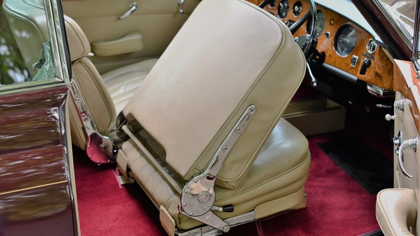 1965 Rolls-Royce Silver Cloud III Two-Door Coupe by James Young For Sale (picture 52 of 146)