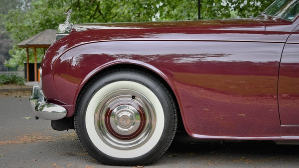 1965 Rolls-Royce Silver Cloud III Two-Door Coupe by James Young For Sale (picture 91 of 146)