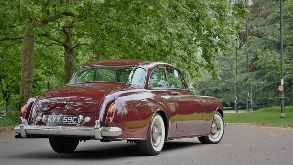 1965 Rolls-Royce Silver Cloud III Two-Door Coupe by James Young For Sale (picture 13 of 146)