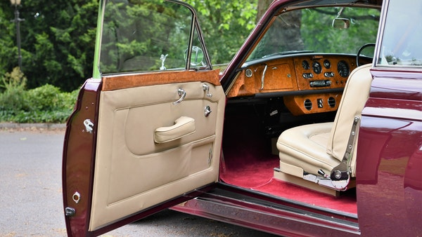 1965 Rolls-Royce Silver Cloud III Two-Door Coupe by James Young For Sale (picture 67 of 146)