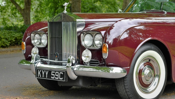 1965 Rolls-Royce Silver Cloud III Two-Door Coupe by James Young For Sale (picture 74 of 146)