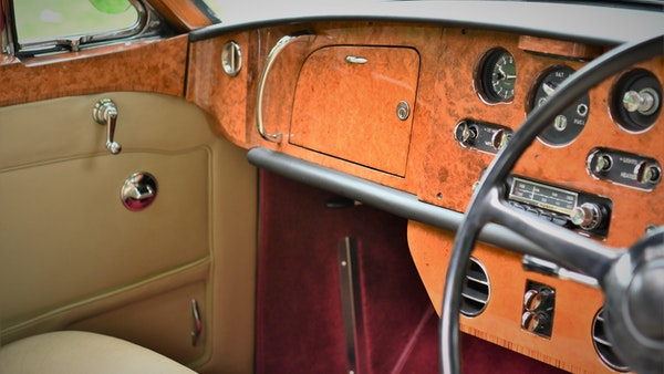 1965 Rolls-Royce Silver Cloud III Two-Door Coupe by James Young For Sale (picture 34 of 146)
