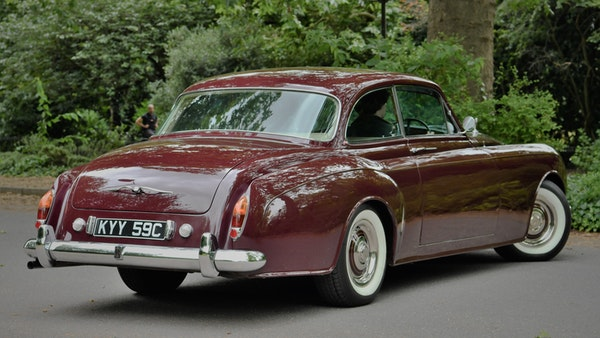 1965 Rolls-Royce Silver Cloud III Two-Door Coupe by James Young For Sale (picture 10 of 146)