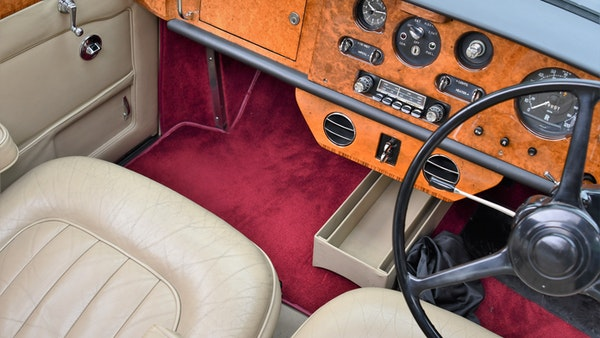 1965 Rolls-Royce Silver Cloud III Two-Door Coupe by James Young For Sale (picture 19 of 146)