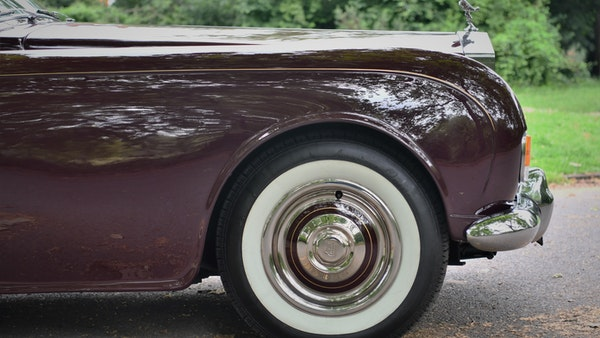 1965 Rolls-Royce Silver Cloud III Two-Door Coupe by James Young For Sale (picture 94 of 146)