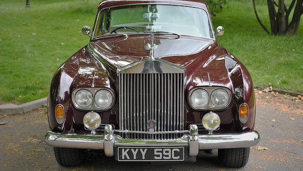 1965 Rolls-Royce Silver Cloud III Two-Door Coupe by James Young For Sale (picture 4 of 146)