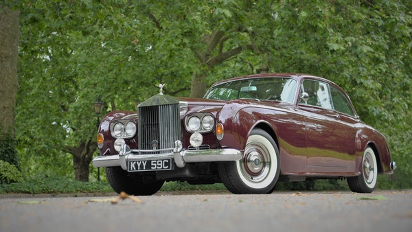 1965 Rolls-Royce Silver Cloud III Two-Door Coupe by James Young For Sale (picture 6 of 146)