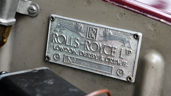 1965 Rolls-Royce Silver Cloud III Two-Door Coupe by James Young For Sale (picture 104 of 146)