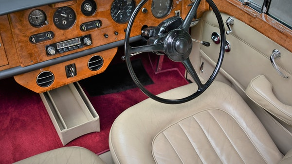 1965 Rolls-Royce Silver Cloud III Two-Door Coupe by James Young For Sale (picture 18 of 146)