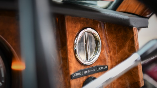 1965 Rolls-Royce Silver Cloud III Two-Door Coupe by James Young For Sale (picture 28 of 146)