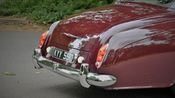 1965 Rolls-Royce Silver Cloud III Two-Door Coupe by James Young For Sale (picture 99 of 146)