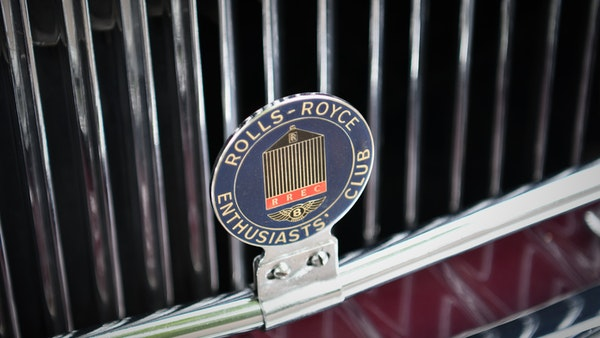 1965 Rolls-Royce Silver Cloud III Two-Door Coupe by James Young For Sale (picture 78 of 146)