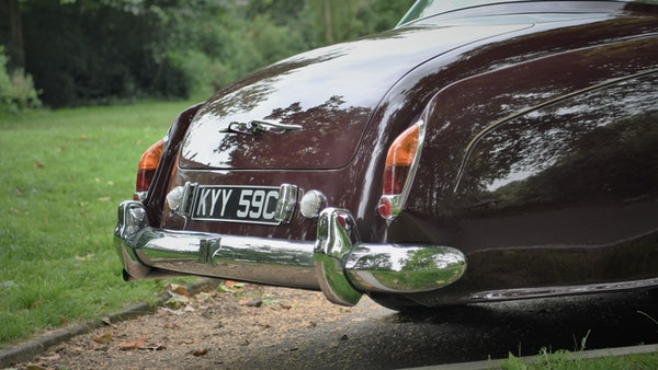 1965 Rolls-Royce Silver Cloud III Two-Door Coupe by James Young For Sale (picture 89 of 146)